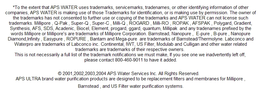 filters young lin instruments aquamax water systems | lab-water-system.com